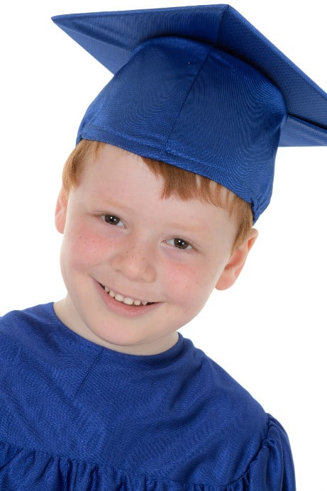 Graduation – From Baby to Boy