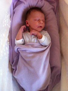 Baby, new baby, new mummy