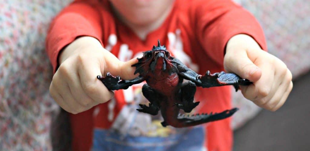 Schleich Eldrador Dragon