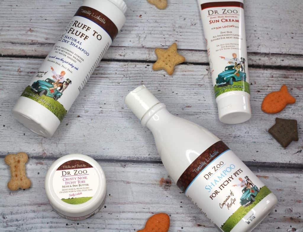 MooGoo Skincare & Dr Zoo Natural Products