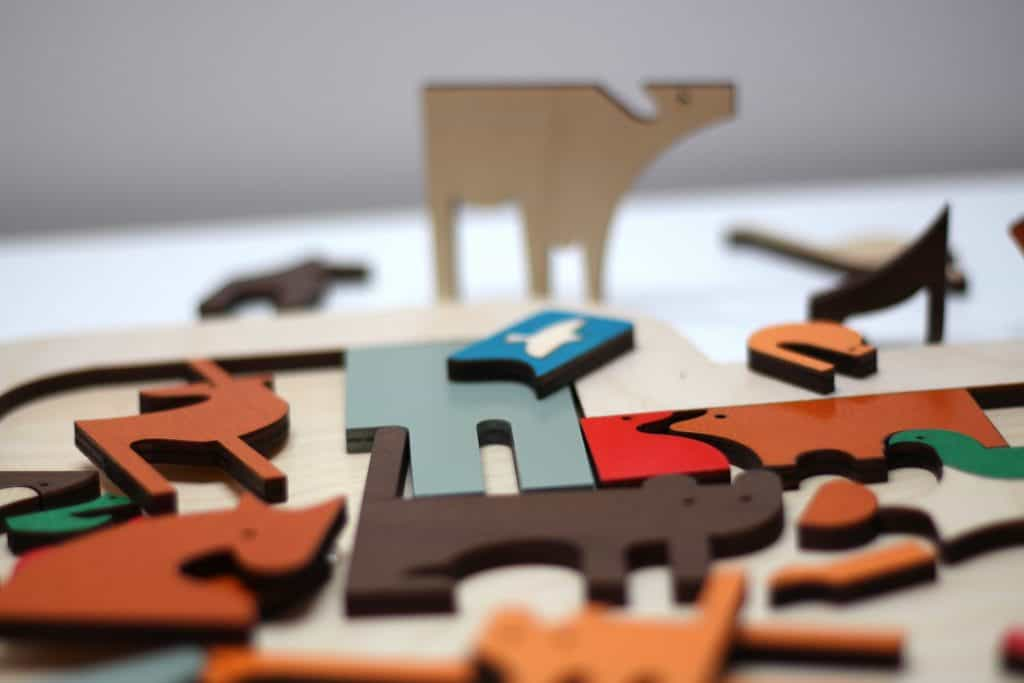 Noah's Ark Jigsaw Puzzle For Kids