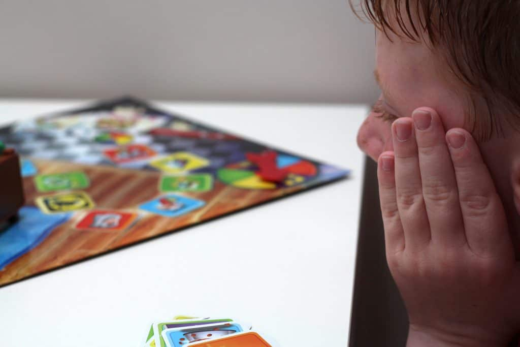 Board Game Review – SSHH! Don't Wake Dad