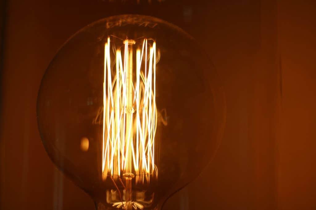 Dandelion Interiors Bell Lamp