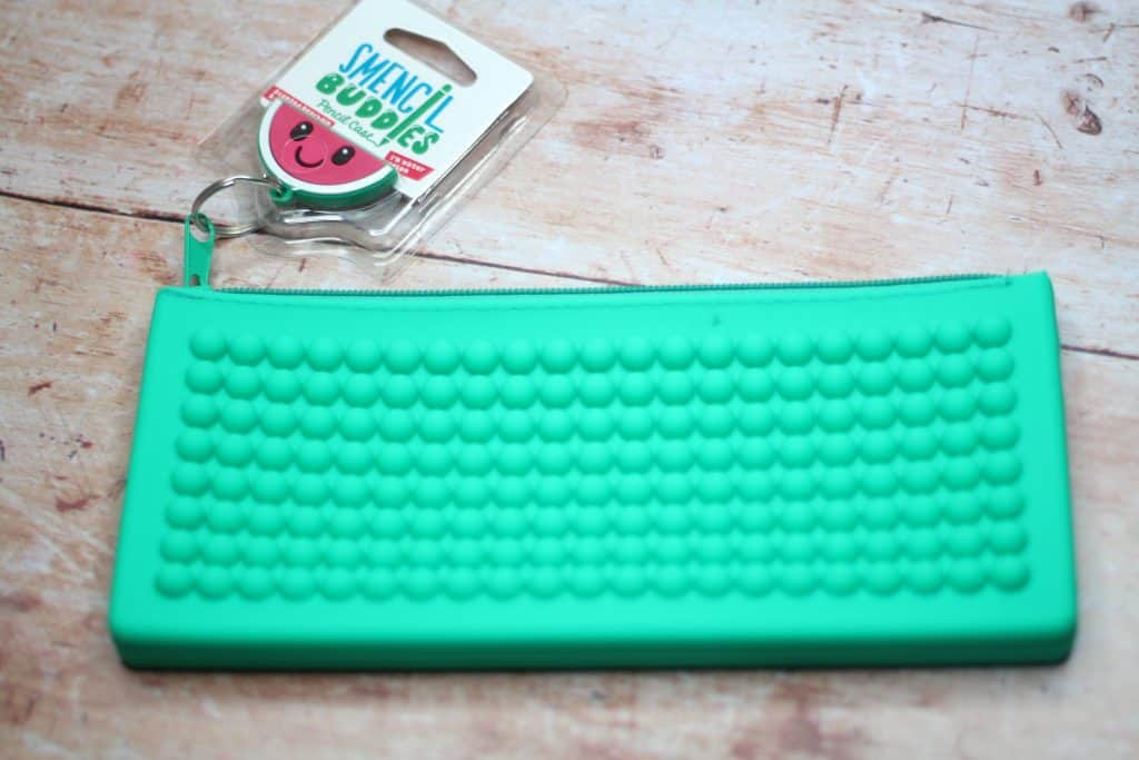 Back to school must haves watermelon scented pencil case by Scentco
