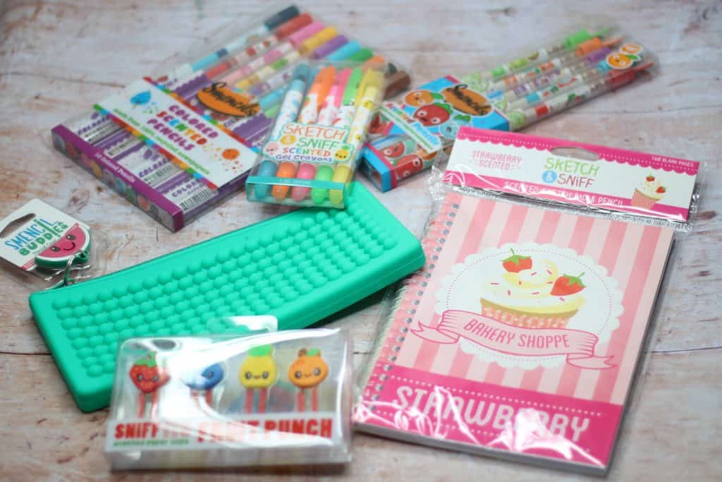 scented stationary back to school must haves