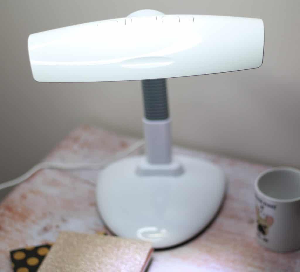 Lumie Desk Lamp