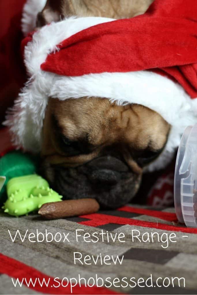 Webbox Festive Range