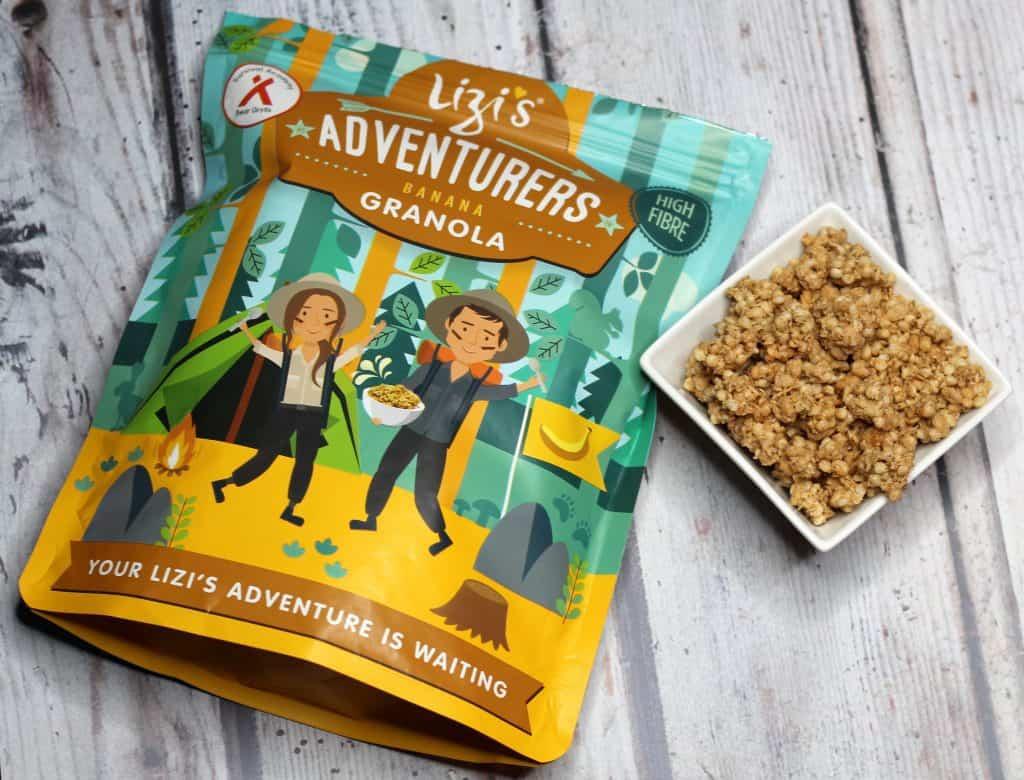 Lizi's Adventurers Granola