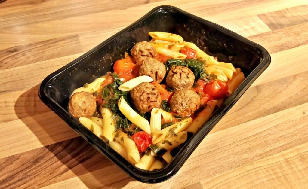 Slimming World Meatballs & Pasta Review