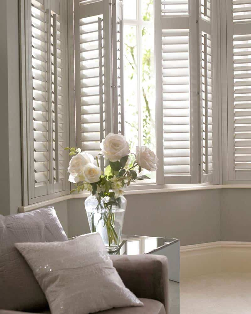 Home Makeover Window Shutters