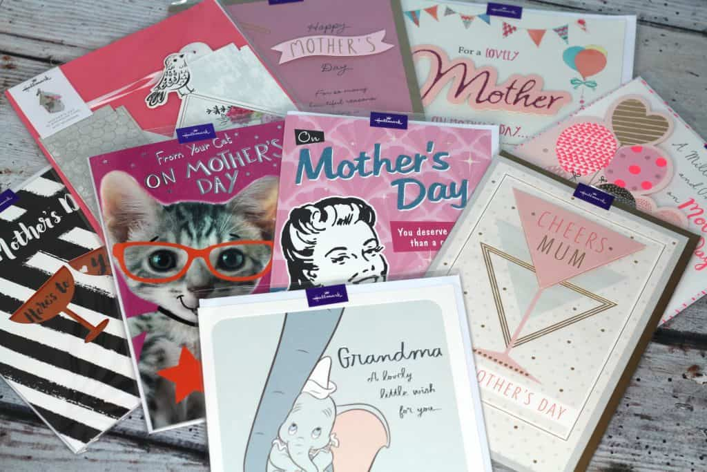 Hallmark cards mothers day