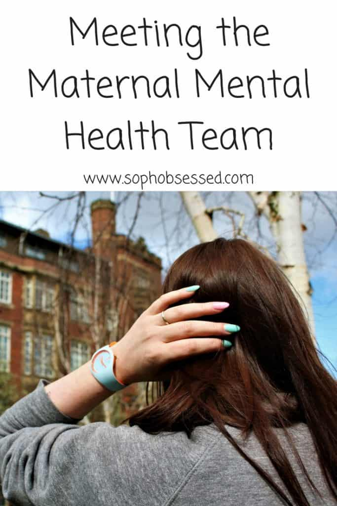 Meeting the Maternity Mental Health Team