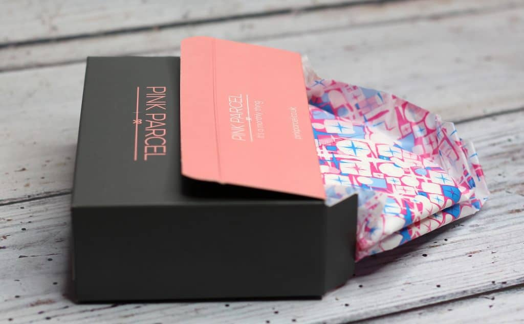Pink Parcel review and giveaway