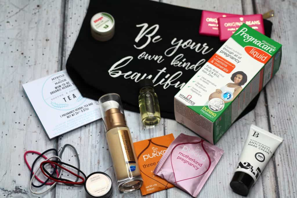 The Pamper Box for Pregnancy Feature