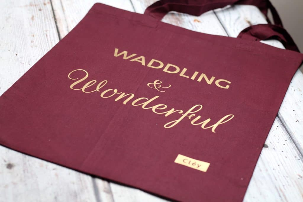 Waddling & Wonderful Tote Mothers day