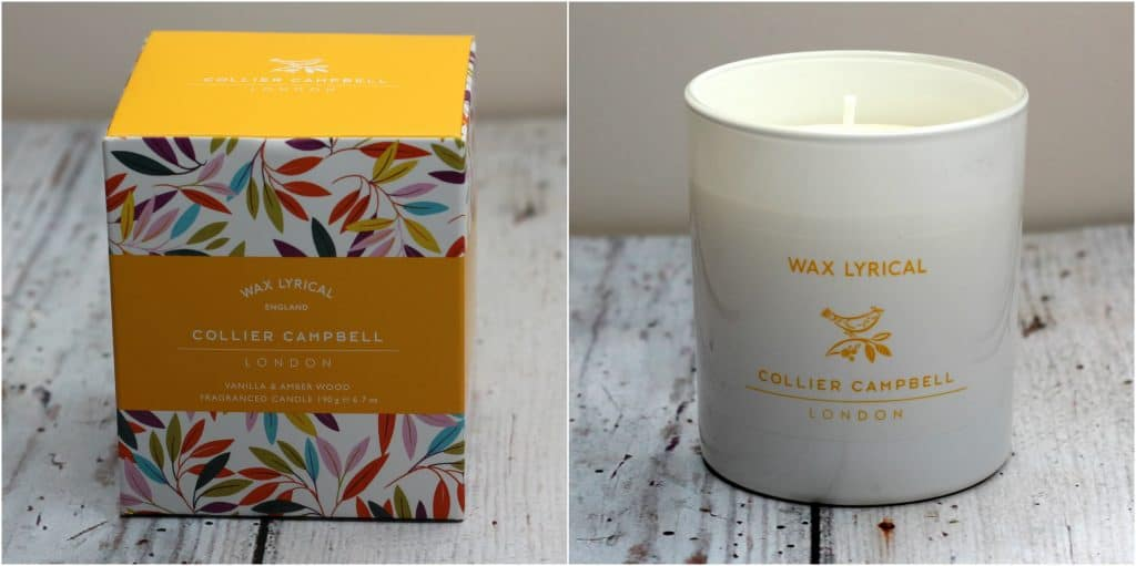 Wax Lyrical Vanilla Candle Valentines Gift