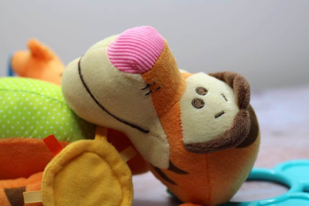 Disney Tigger Activity Toy Review and Giveaway