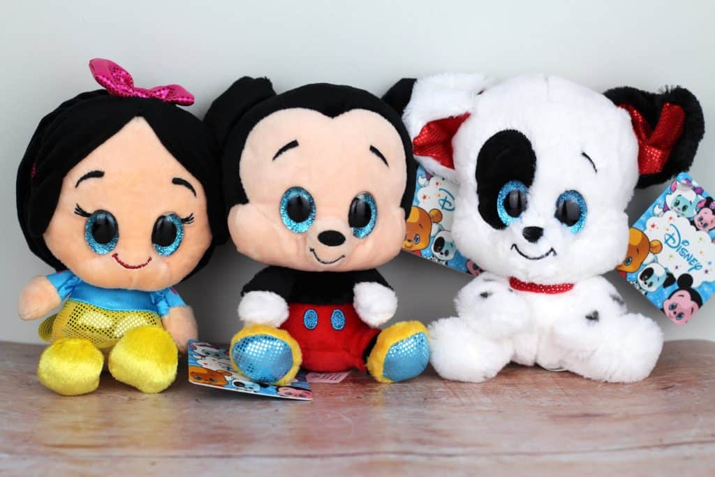 Disney Collection Plushes Posh Paws Wave 2
