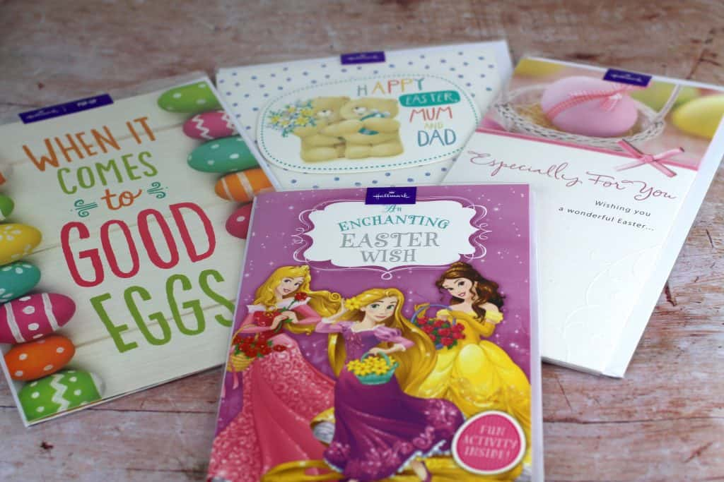 make Easter special with Hallmark cards
