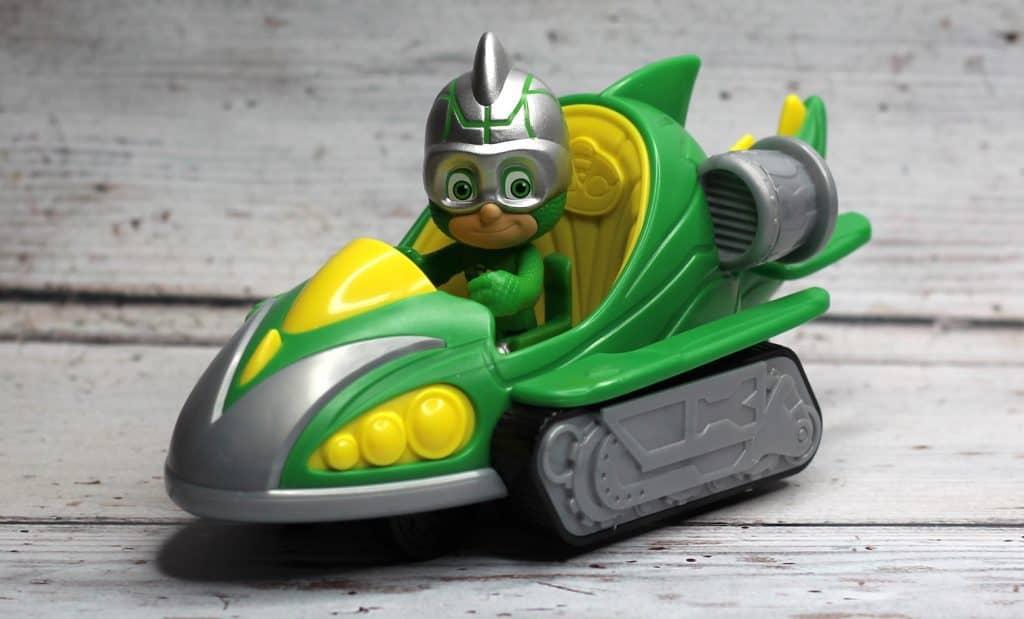 PJ Masks Turbo Blast Racers Gekko Mobile