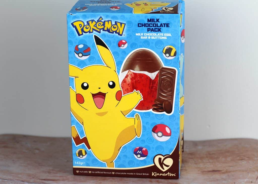 Pokemon Easter Egg