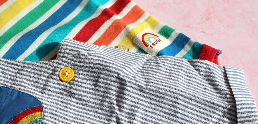 Organic Clothes for Children by Frugi