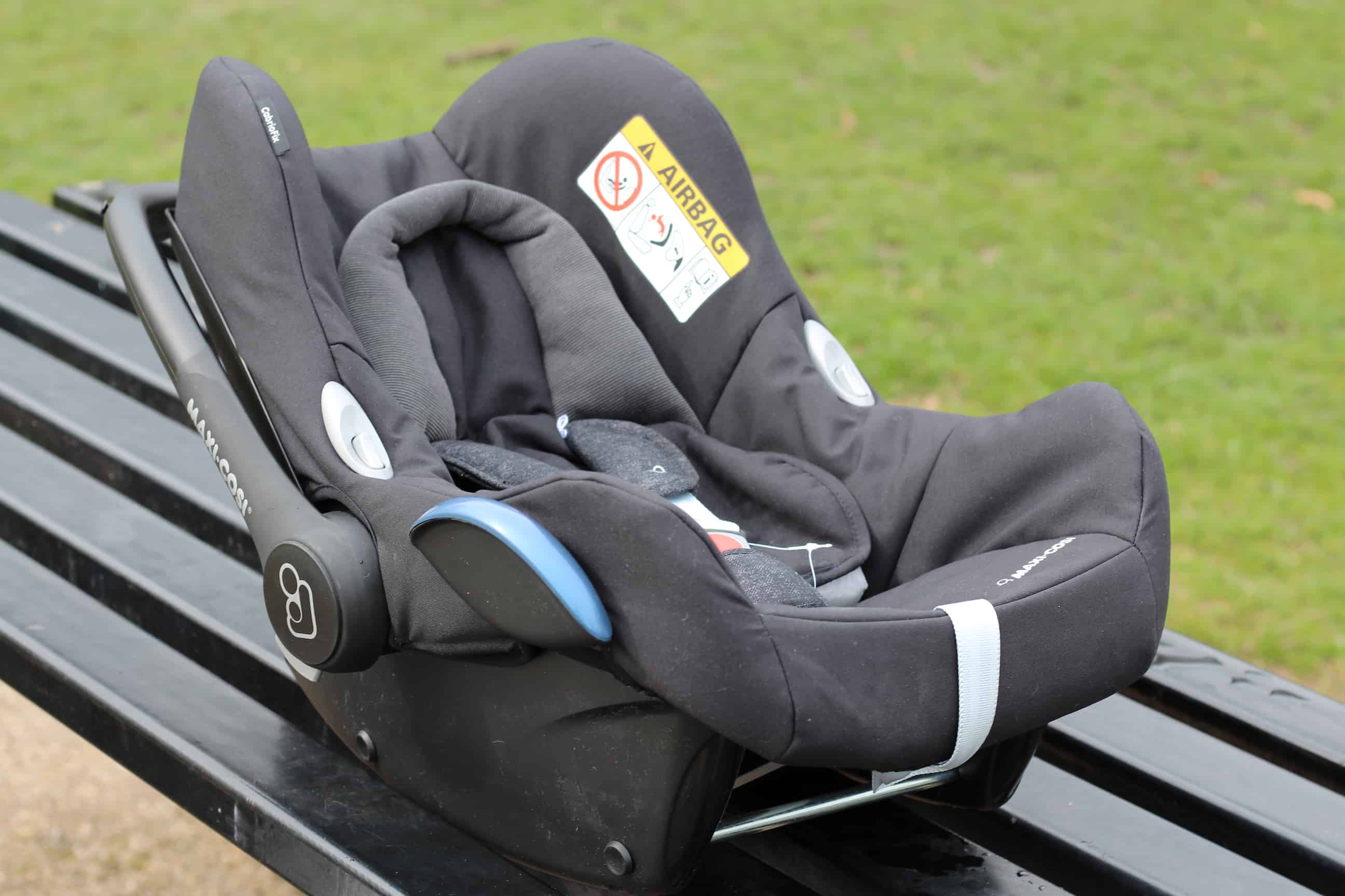maxi cosi cabriofix car seat group 0 review soph obsessed. Black Bedroom Furniture Sets. Home Design Ideas