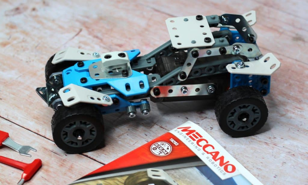 Meccano Rally Racer Set – Review