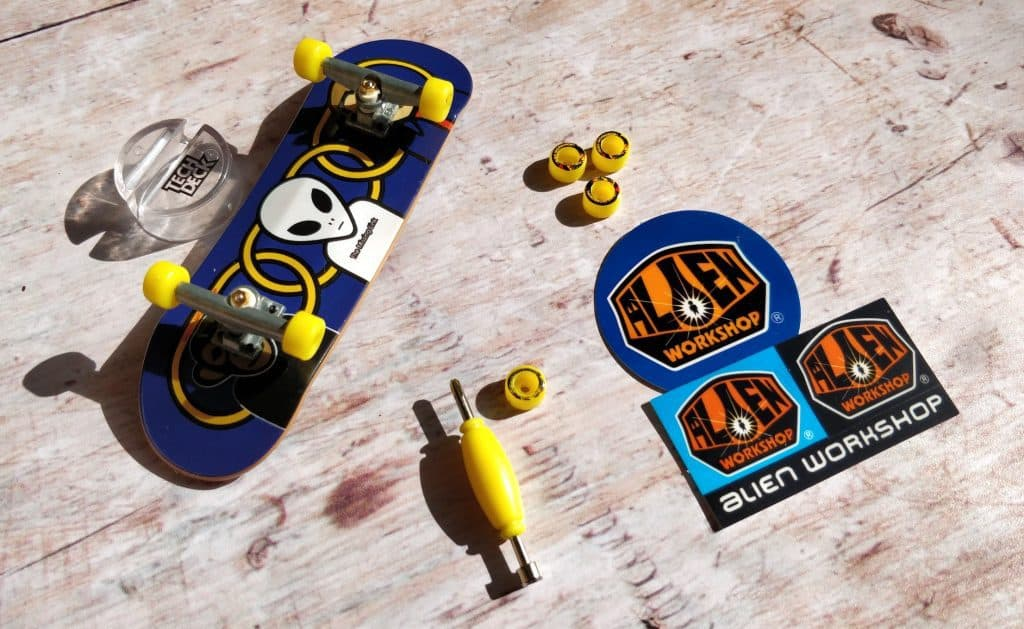 Tech Deck single board