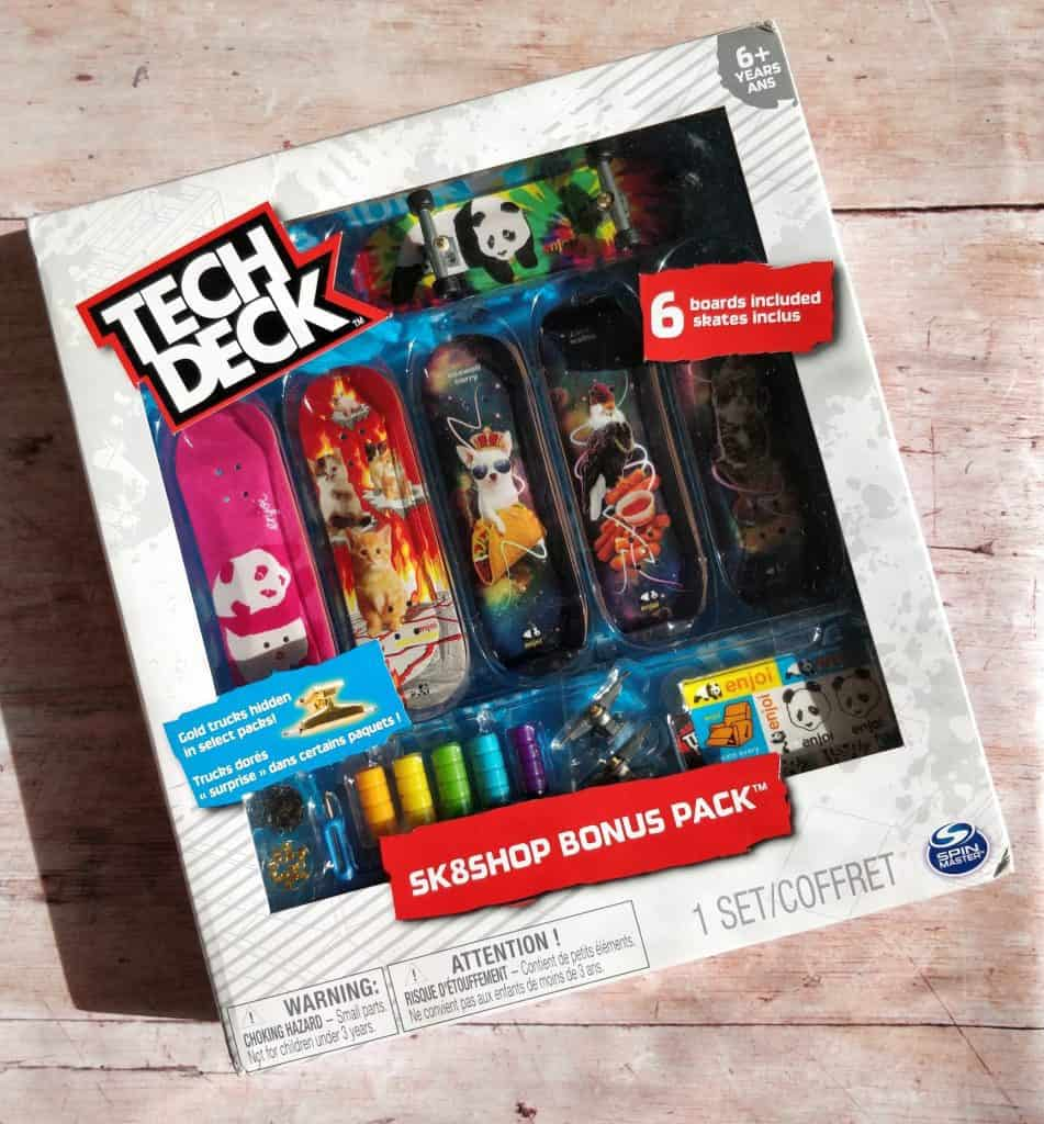Tech Deck Skateshop bonus pack