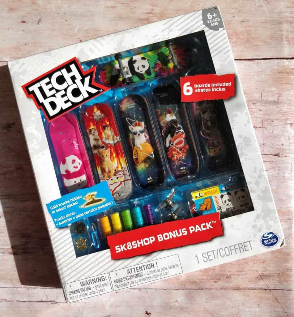 Tech Deck Skateshop bonus pack