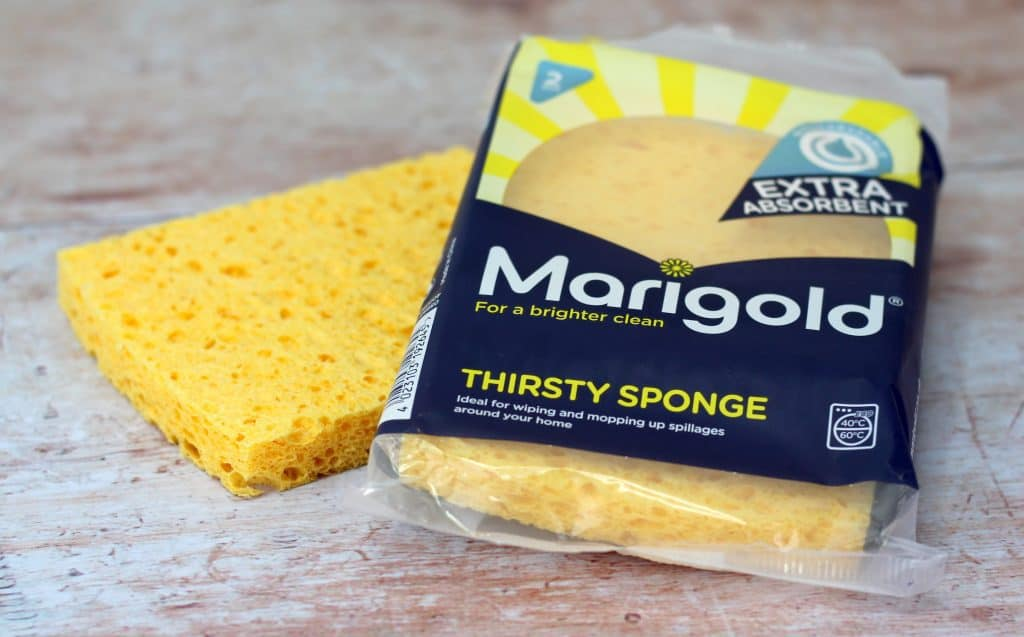 marigold thirsty sponge big spring clean