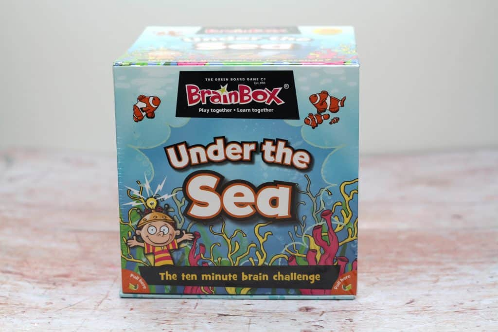 Under the sea box