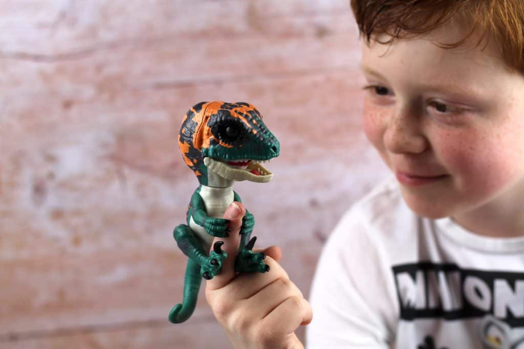 Untamed Raptor Dino – Interactive Pocket-Sized Friend