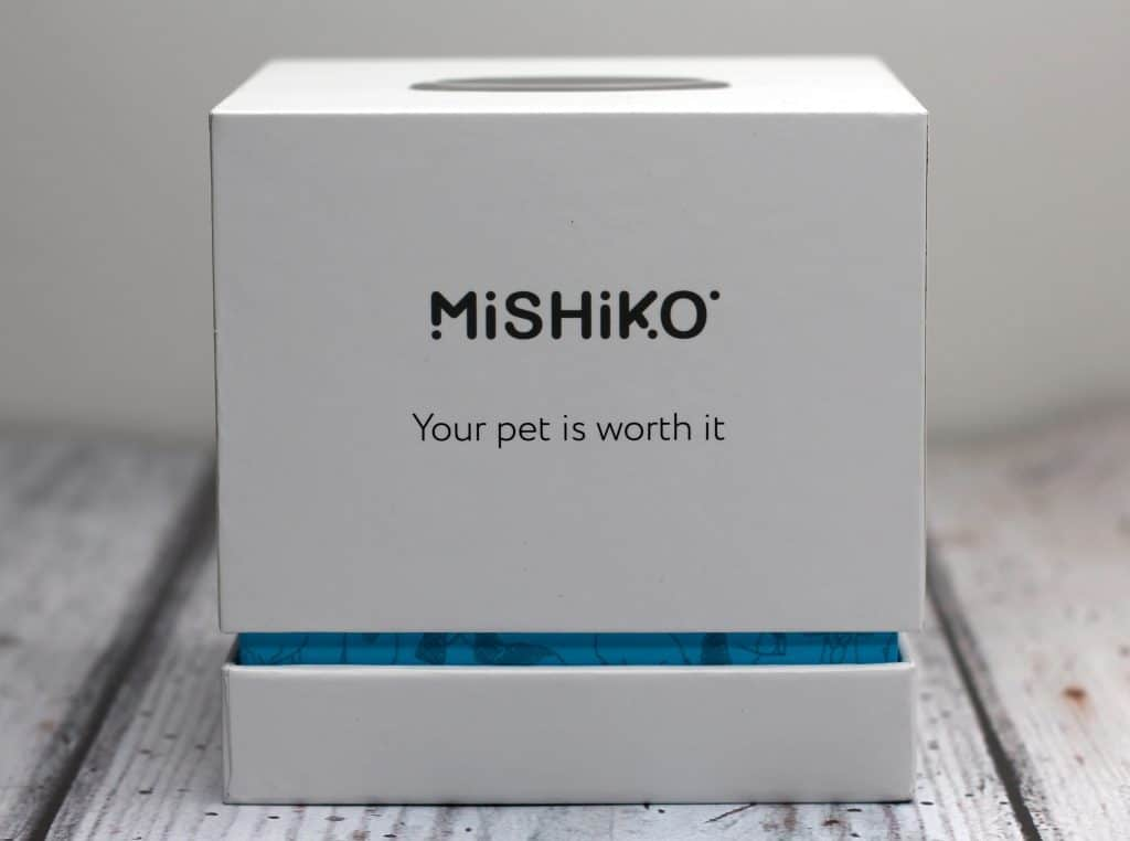 Mishiko dog collar
