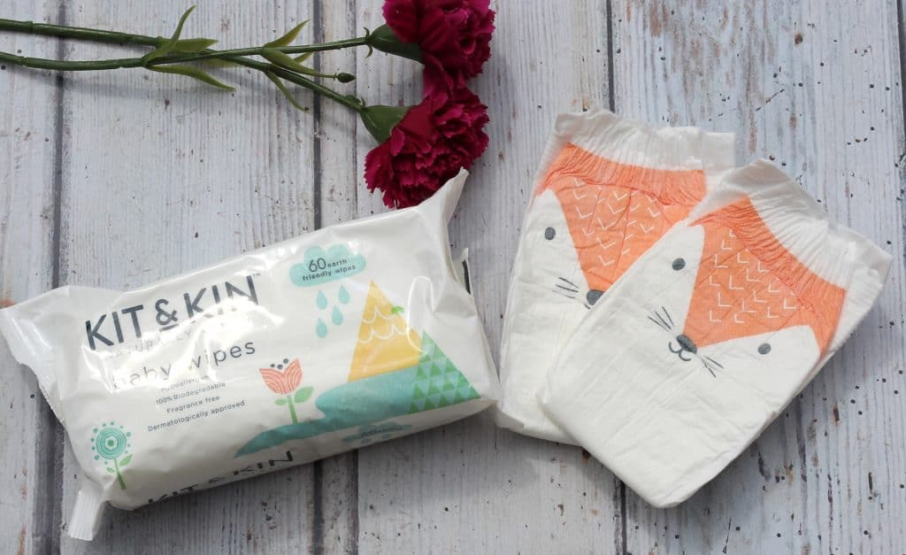 Kit & Kin products nappies