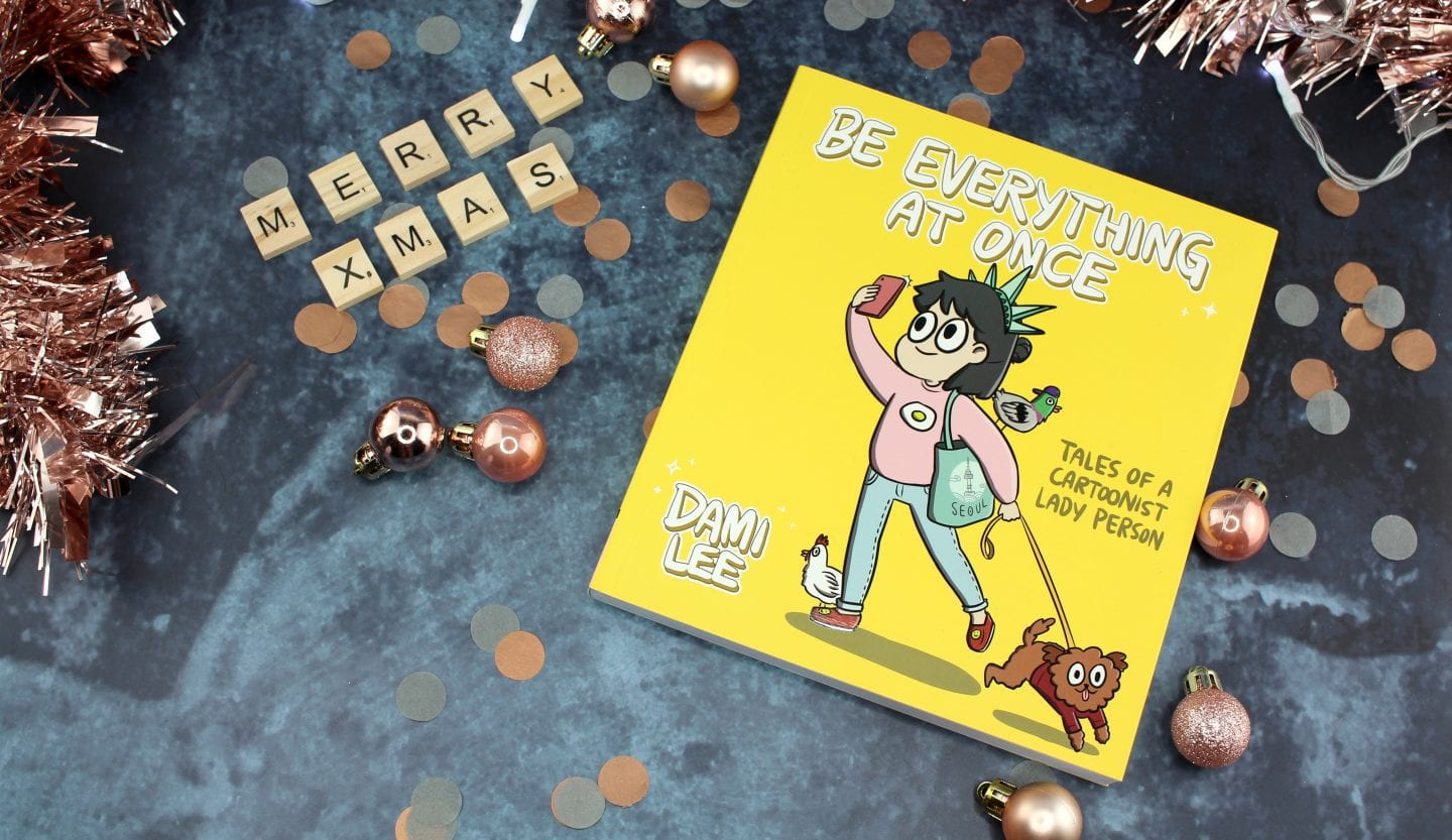 Be Everything at once book