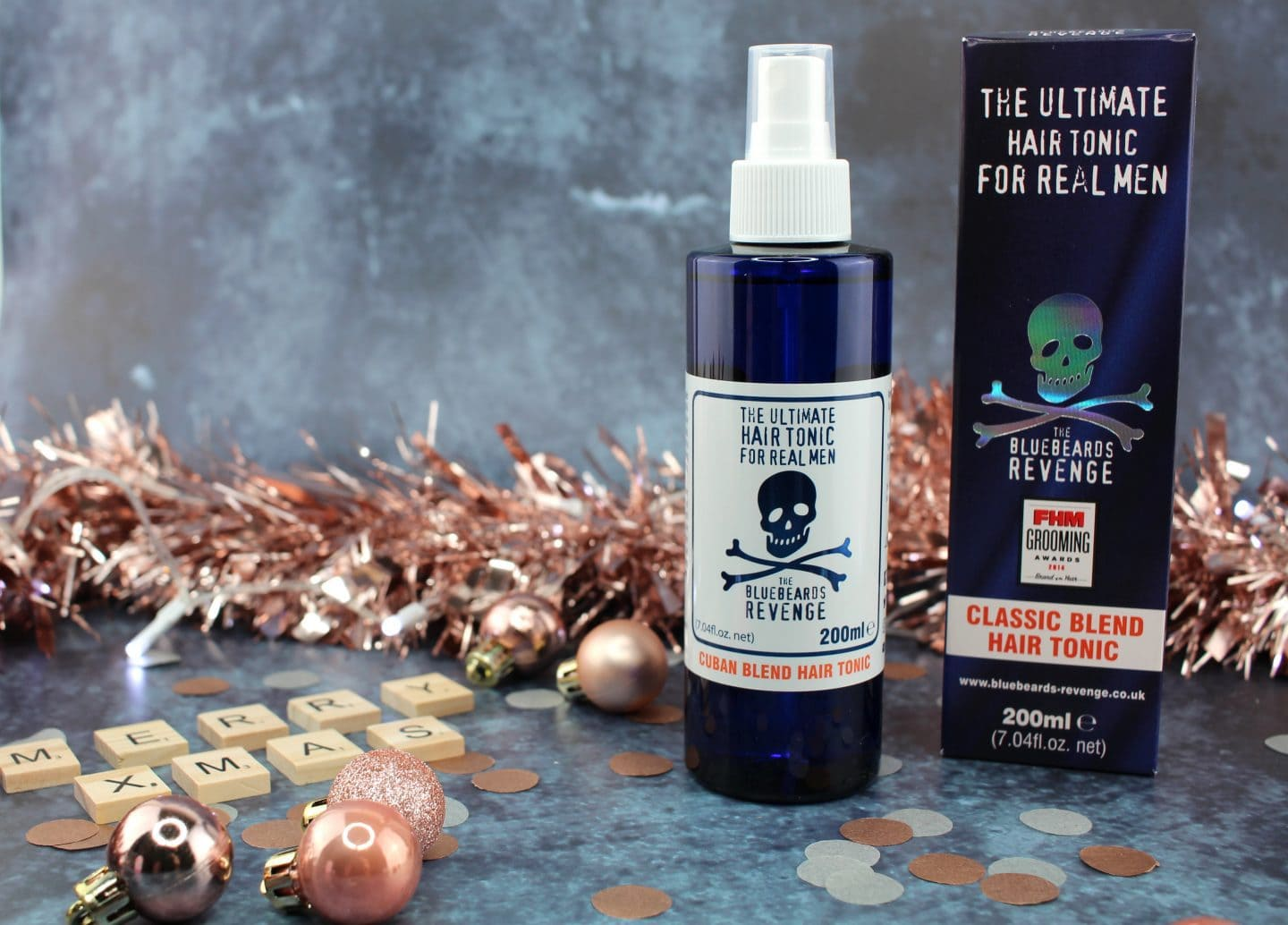 Bluebeards Revenge Hair Tonic