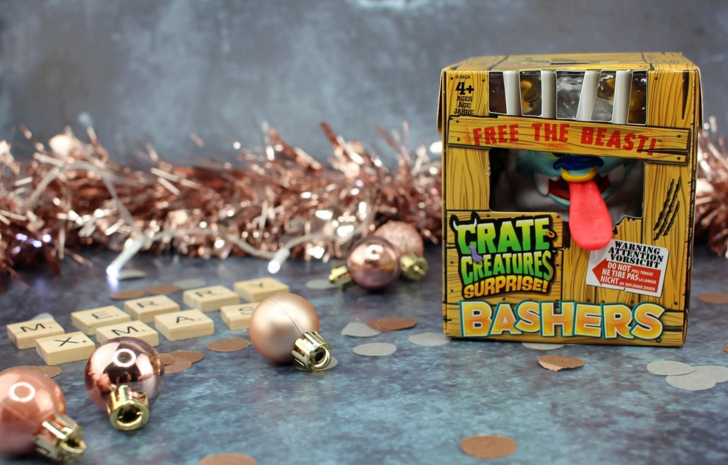 Crate Creature Stocking Filler