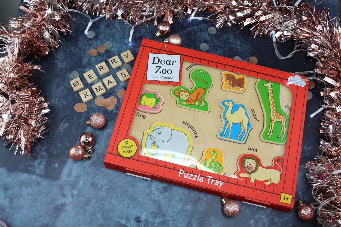 Dear Zoo Puzzle