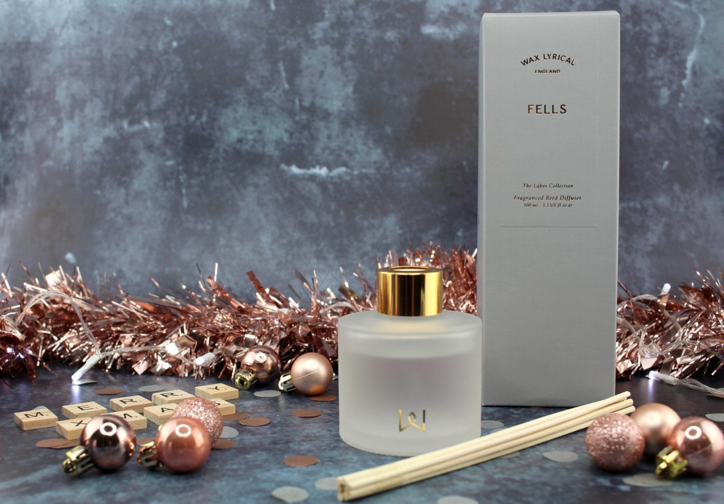 Fells Reed Diffuser Wax Lyrical
