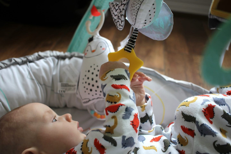 Taf Toys Musical Newborn Cosy Gym – Review