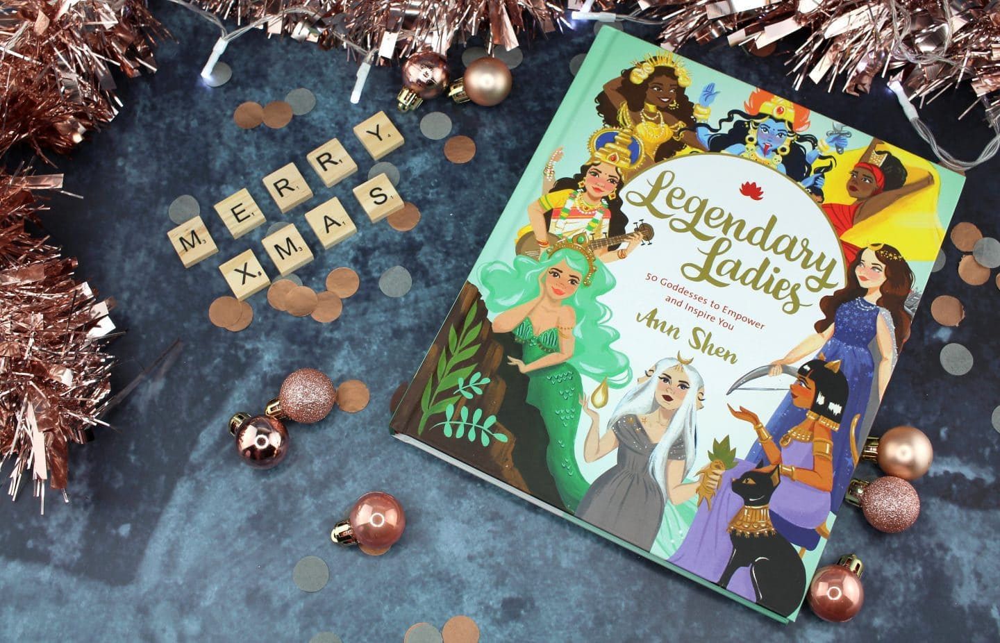 Legendary Ladies book