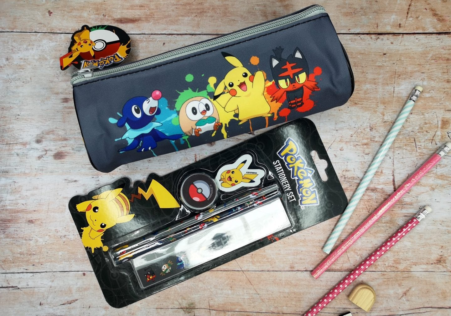 Pokemon Stationery