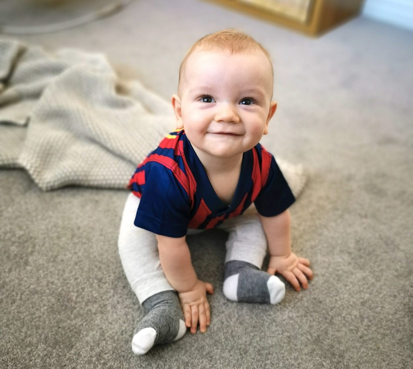 Nine Months Old baby