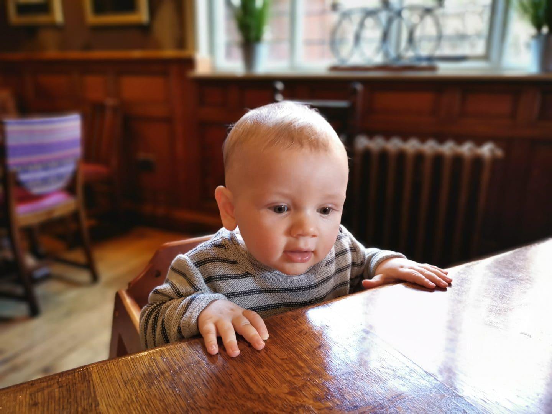 Nine Months Old – Update – Baby Hugo