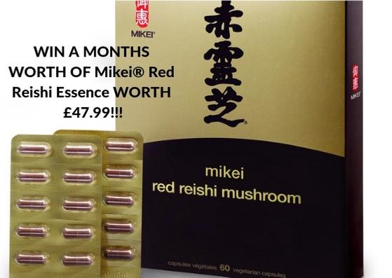 Mikei® Red Reishi Essence