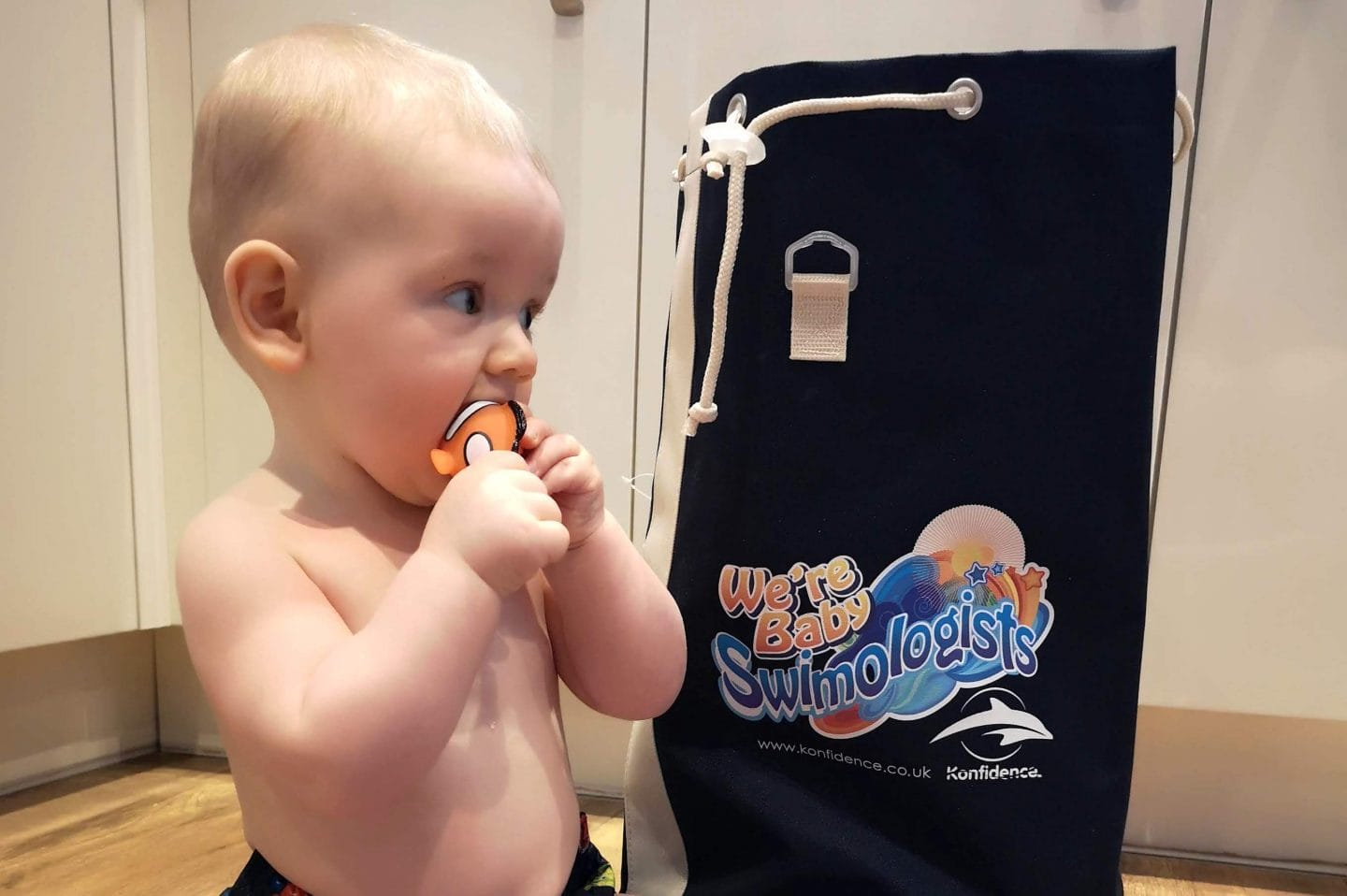 We Are Konfidence 2019 Baby Swimologists (AD)