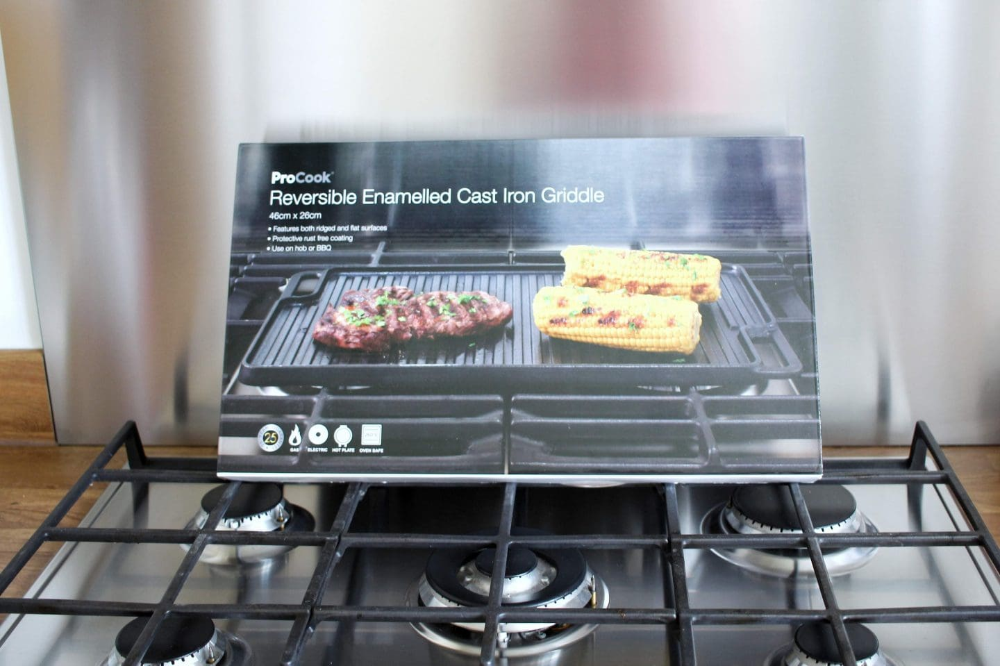 ProCook Reversible Griddle Giveaway (AD-Gifted)