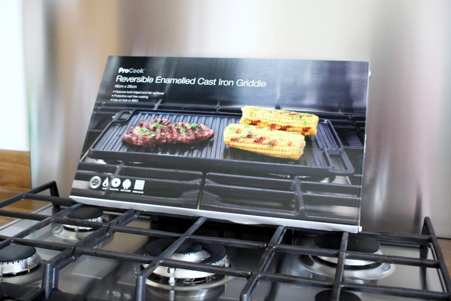 ProCook Reversible Griddle